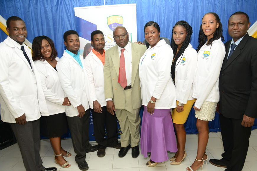 2nd Annual White Coat Ceremony